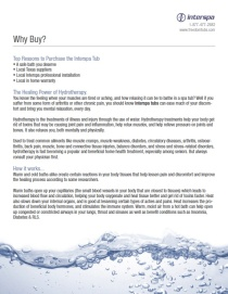 Interspa Why Buy? 1 page